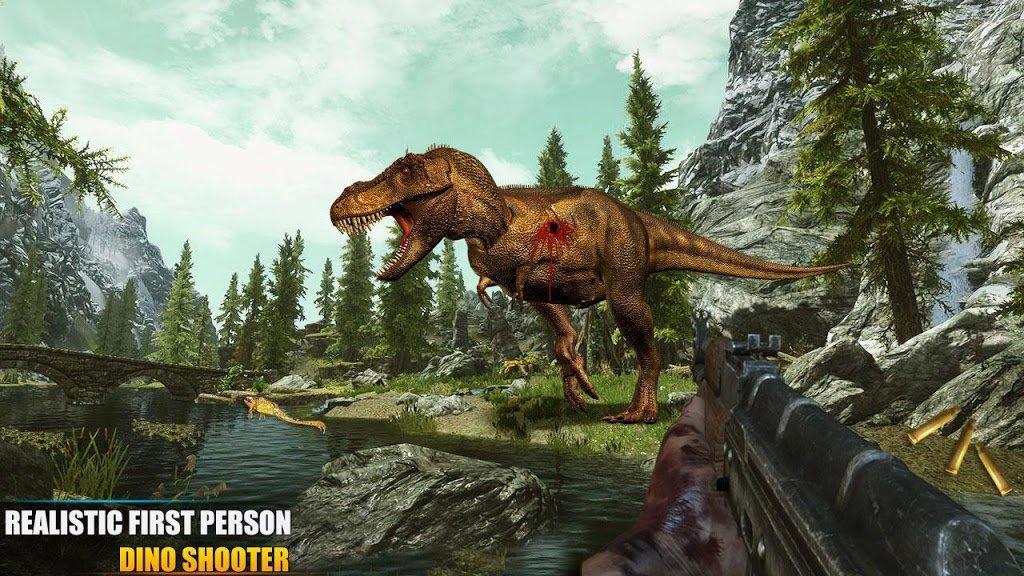 真实猎人恐龙狩猎