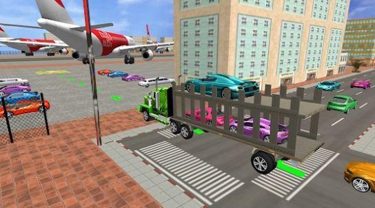 飞机飞行员运输车卡车模拟器截图2