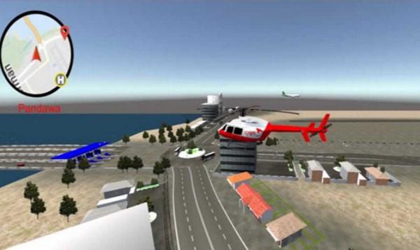 IDBS直升机截图1