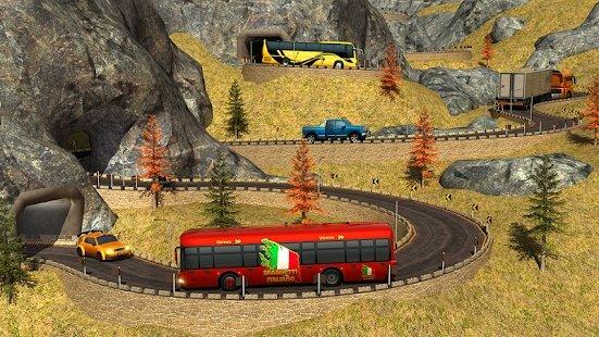 欧洲豪华巴士越野截图1