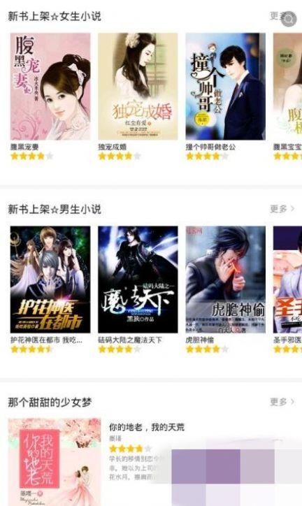 Lovel小说app截图2