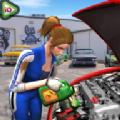 车库汽车修理工游戏