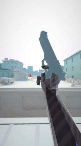 黑客帝国子弹防御游戏截图0