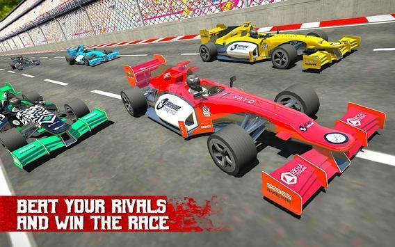 快速真方程式赛车游戏截图4