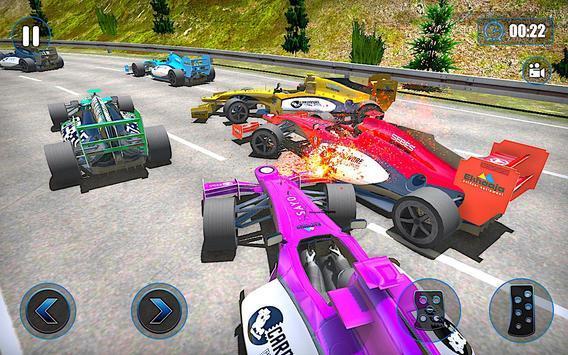 快速真方程式赛车游戏截图3