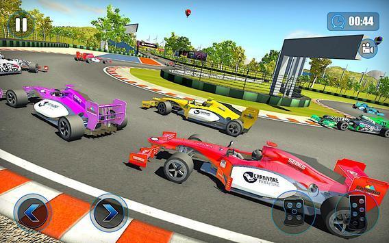 快速真方程式赛车游戏截图1