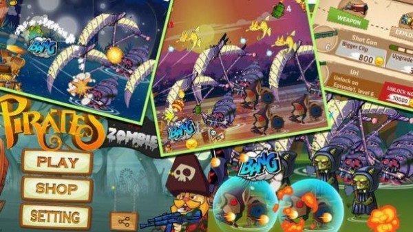 海盗神秘岛截图2