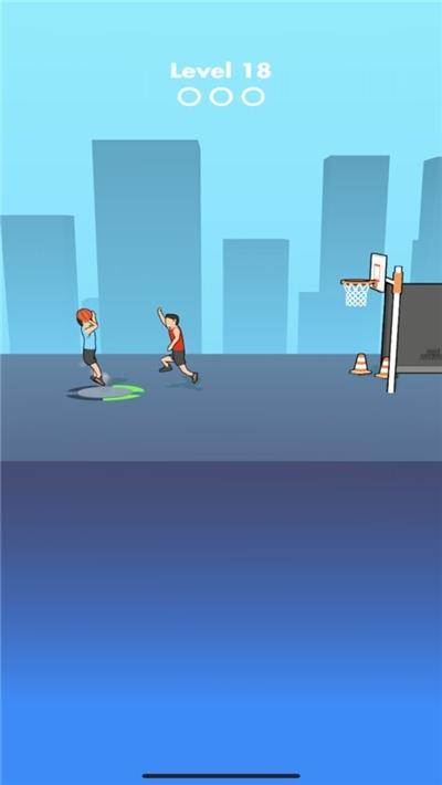 篮板杀手游戏截图0