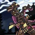 忍者恐龙机器人