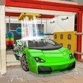 豪车清洁模拟器