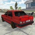 红色轿车模拟器