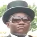 黑人抬棺材表情包