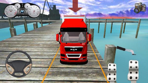 大挂车模拟截图3
