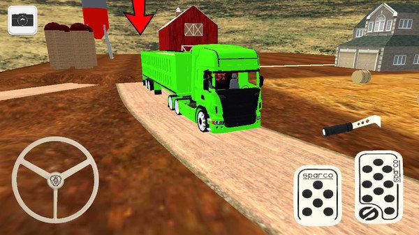 丰收运输模拟器截图0