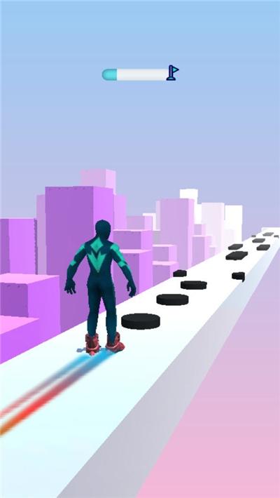 蜘蛛侠的滑板鞋截图2