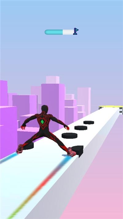蜘蛛侠的滑板鞋截图0