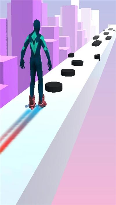 蜘蛛侠的滑板鞋截图1
