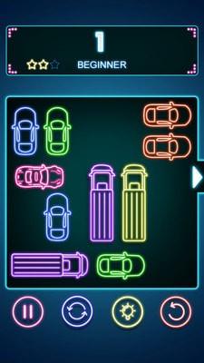 霓虹小车截图2
