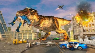 霸王恐龙模拟器2020截图0