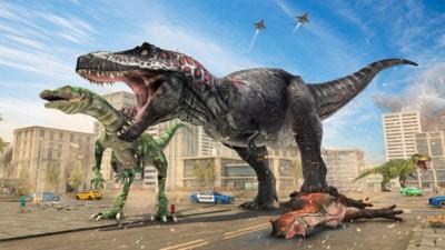 霸王恐龙模拟器2020截图3