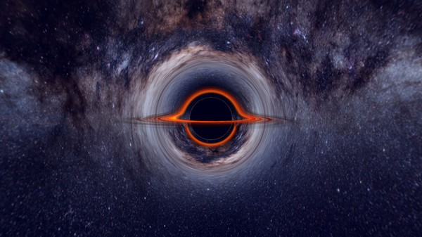 宇宙黑洞模拟器游戏