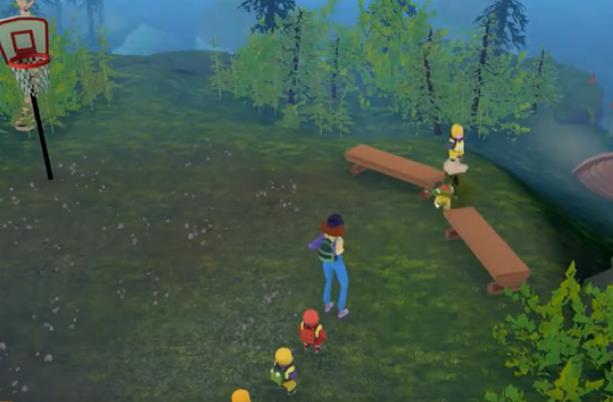 寻找走失的孩子们游戏最新截图1