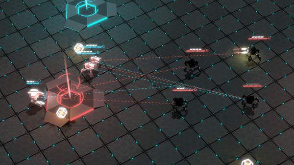 角斗机甲游戏截图1
