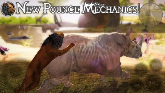终极狮子模拟器2截图1
