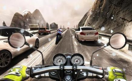 摩托车压弯模拟器截图0